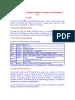 INTRODUCCIÓN A LAS ESTRUCTURAS DE DATOS, APLICACIONES EN JAVA.docx