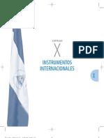 Aceuerdos Internacionales Por Nicaragua 2002