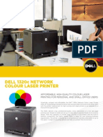 Printer Network 1320c en Dell