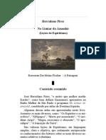 15 - Herculano Pires - No Limiar do Amanhã
