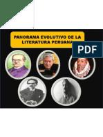 evolucion de literatura peruana