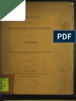 Milhhoefer a., Untersuchungen Uber Die Demenordnung Des Kleisthenes