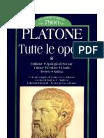 119055939 Platone Tutte Le Opere Vol 1 Newton Compton
