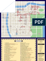 Updated Chicago Pedway Map