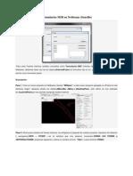 Formularios MDI en Netbeans