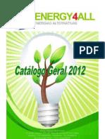 Catálogo de Eólicas 2013