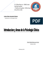 Psicologia Clinica y Areas 3