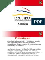 Plan Nacional de Lectura y Bibliotecas