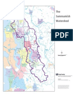 sammamish watershed-map from kingco