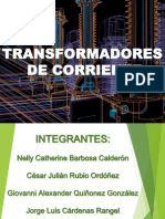 Exposición transformadores de corriente 2013