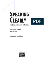 Speaking Clearly_The Basics of Voice and Articulation