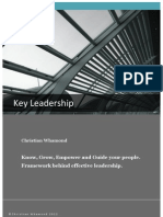 Key Leadership Book