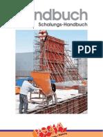 PASCHAL Schalungs Handbuch