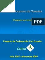 Informe Proyecto Colibri