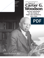 Papers of Carter G. Woodson and the Association for the Study of Negro Life and History, 1915–1950
