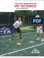 Practical on Court Applications for Sports Science by PTR