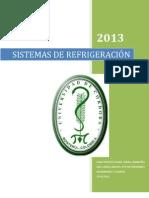 SISTEMAS DE REFRIGERACIÓN FINAL