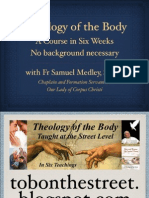 Theology of the Body Session 6