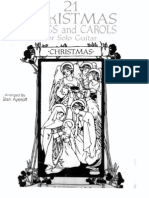21 Christmas Songs and Carols for Solo Guitar