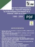 4.-Situacion Del Aiepi en El Peru