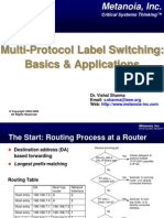 MTNL MPLS Tutorial DrVishalSharma 2006-04-26