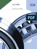 spherical roller bearing SKF catlouge