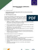Información General Contratos NSA 2011-2012 Santo Domingo de los Tsachilas