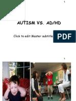 Autism Adhd Mental Retard