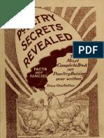 Poultry Secrets