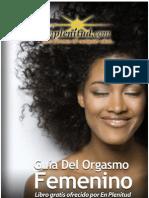 Guía Del Orgasmo Femenino