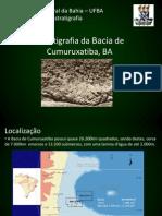 Apresentação - Estratigrafia da Bacia de Cumuruxatiba, BA
