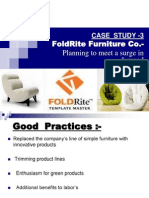 FoldRite Furniture Co