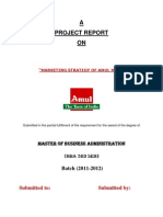 Project Report Devki Nandan Sharma Amul