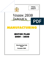 Microsoft Word - Vision 2030 Jamaica - Final Draft Manufacturing Sector Pla…