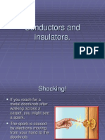 Conductors and Insulators (1)
