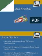 0 ERP Best Practices