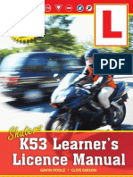 Namibian Learners Licence Test Papers Pdf