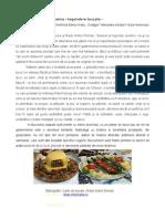 Revista Tehnologii Bucovina-legende in Bucate