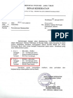 Dody Firmanda 2013 - Format Panduan Praktik Klinis (PPK) Prosedur Tindakan RSUD Pare Kediri Jawa Timur