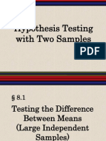 two sample variance- Z, T test--0131877038_pp8.ppt