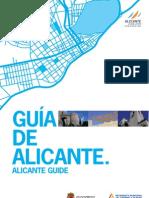 Guía Oficial Alicante 2008 -Castellano - English