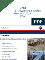 In Mall Escalators,Travelators & Arches Media Presentation 2013
