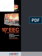 Eec_2012 Electric Steelmaking Conferenceproceedings