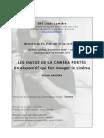 Memoire - la caméra portée.pdf