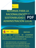 Administ Racin Local 1