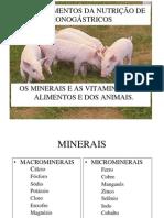Aula 4 Os Minerais e as Vitaminas