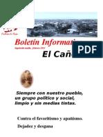Boletín Informativo Iu Orellana la Vieja - DEFINITIVO