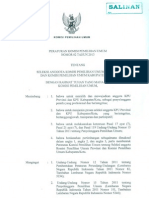 Seleksi Anggota KPU