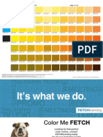 Pantone Pc Chart