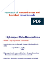 L-6 Nanorods Synthesis